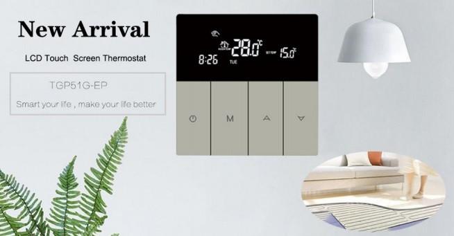 WiFi tedenski sobni termostat OR 650