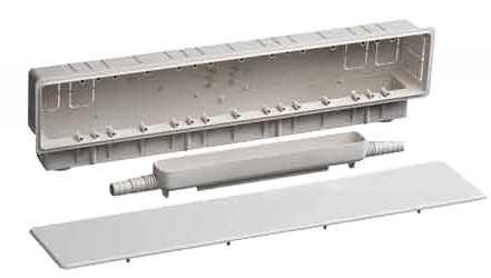 Predpriprava za vgradnjo notranje enote klima naprave PS10