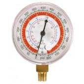 Suhi manometer za visok tlak, za hladilni sredstvi R32 in R410A