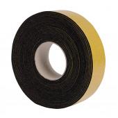 Izolacijski samolepilni trak - črna barva