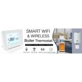 Brezžični WiFi tedenski sobni termostat OR 600