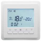 Digitalni tedenski termostat za ventilacijske konvektorje OR 620