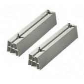 Plastični linijski talni podstavek 450 mm - SP451