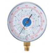 Suhi manometer za nizek tlak, za hladilna sredstva R410A, R407C, R134A, R22