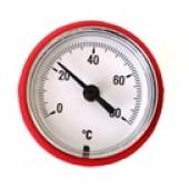 Termometer rdeč